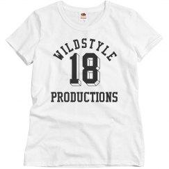 Wildstyle P T-Shirt