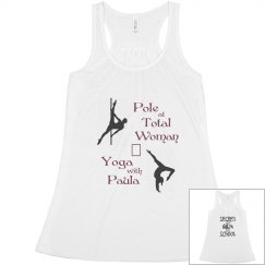 Pole + Yoga = Ninja