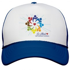 Trucker Hat Multicolor Options Available