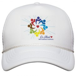 Trucker Hat White
