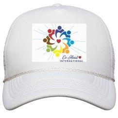 Trucker Hat White