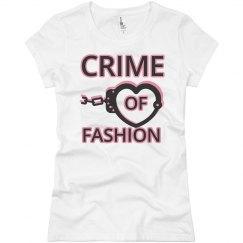 CRIME OF FASHION