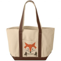 Fox Hunt Tote