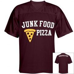 JUNK FOOD PIZZA