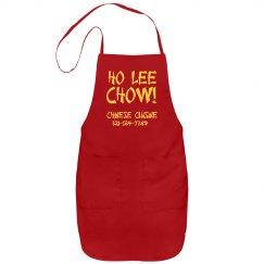Ho Lee Chow Apron