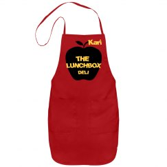 The Lunchbox Deli Apron