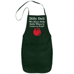 Dilly Deli Apron