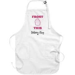 Frost This Bakery Apron