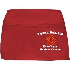 Flying Burrito Apron