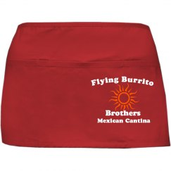 Flying Burrito Apron