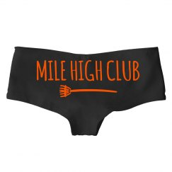 Mile High Club Halloween