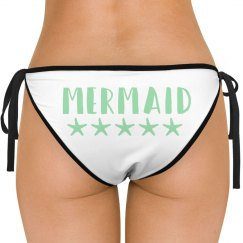 Mermaid Mint Bottom Bikini