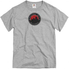 Cap City Standard Issue T-shirt (Althetic Heather Grey)