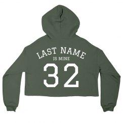 Custom Name Is Mine Football GF