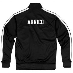 Arnico Team Print Polytech Track Jacket