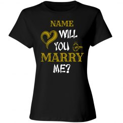 Will you marry me Shirt