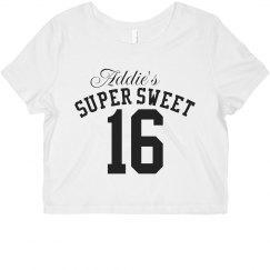 Super Sweet Sixteen