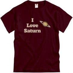 I Love Saturn (adult)