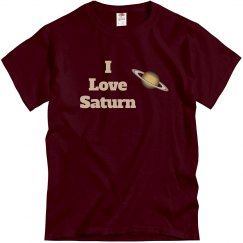 I Love Saturn (adult)