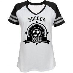 Soccer Mom Emblem
