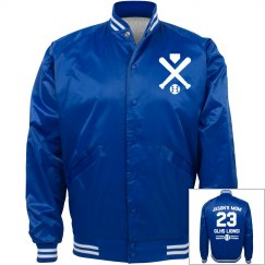 Custom Cheer Baseball Jersey