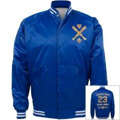 Custom Cheer Baseball Jersey