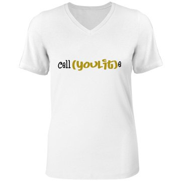Cell(YouLit)e Tee