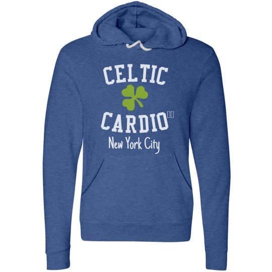 Celtic Cardio NYC Hoodie