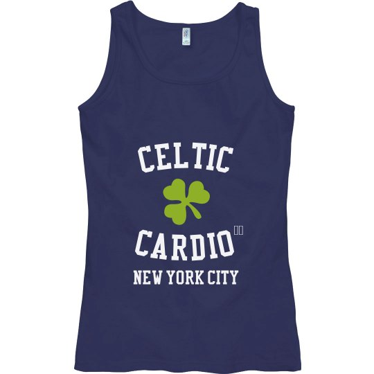 Celtic Cardio S-Step tank