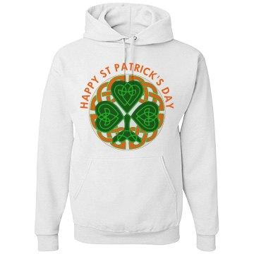 Celtic Shamrock Symbol
