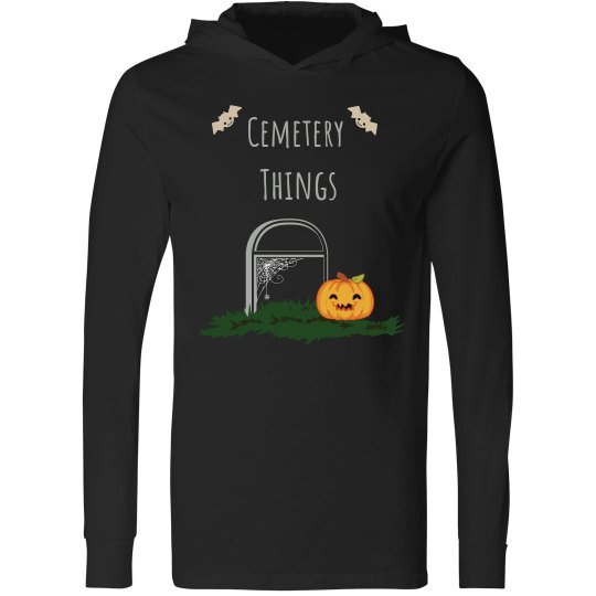Cemetery Things Unisex Pullover
