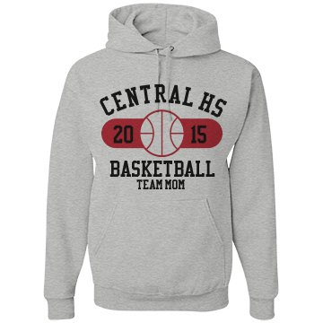 Central Basketball Mom