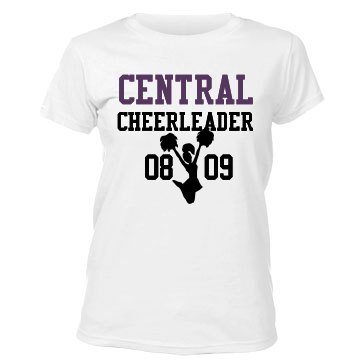 Central Cheerleader