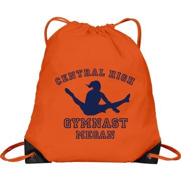 Central High Gymnast