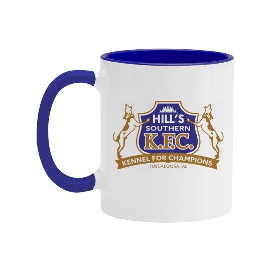Ceramic Logo Coffee Mug
