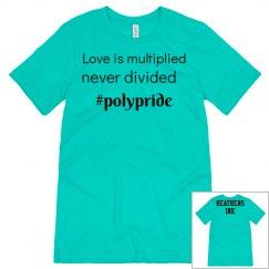 #polypride t-shirt