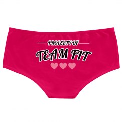 Team Fit Bella Hot short