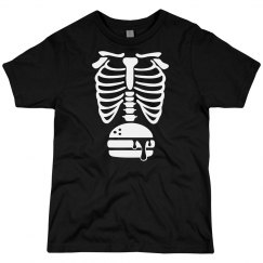 Kids Costume Skeleton Tee
