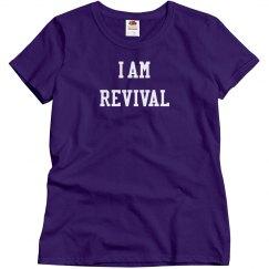 i am Revival Ladies