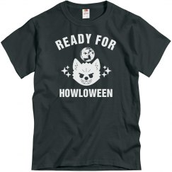 Ready For Howl-oween Dark Grey