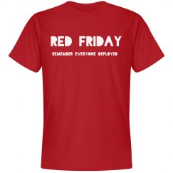 RED Friday Basic