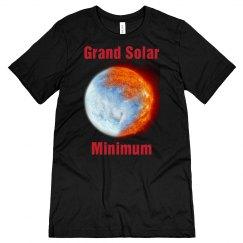 Grand Solar Minimum t-shirt