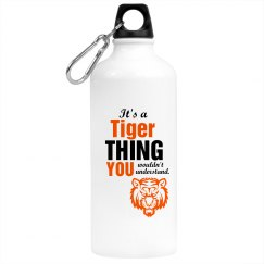 It's a Tiger Thing - Water Bottle
