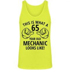 65 year old Mechanic