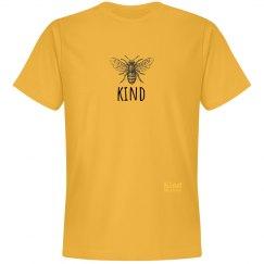 Bee Kind mens/unisex tee