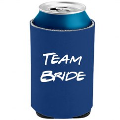 Team Bride Koozie
