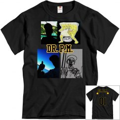 dr. p.m. tee (simple version) mens