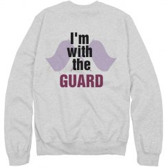 I'm with the guard