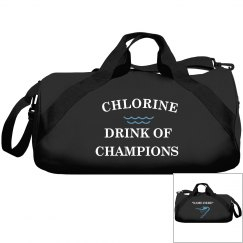 Chlorine, champs drink