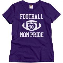 Football Mom Shirts You Can Actually Customize